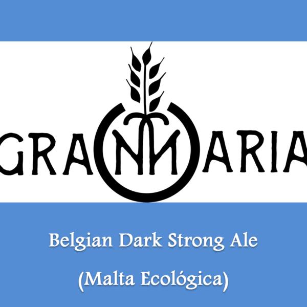 cerveza artesana de malta ecológica